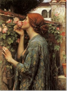 chapitres 5 et 6 dans Les histoires john-william-waterhouse-the-soul-of-the-rose-or-my-sweet-rose-1908-219x300